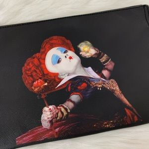 Disney Colleen Atwood Alice Looking Glass Wristlet